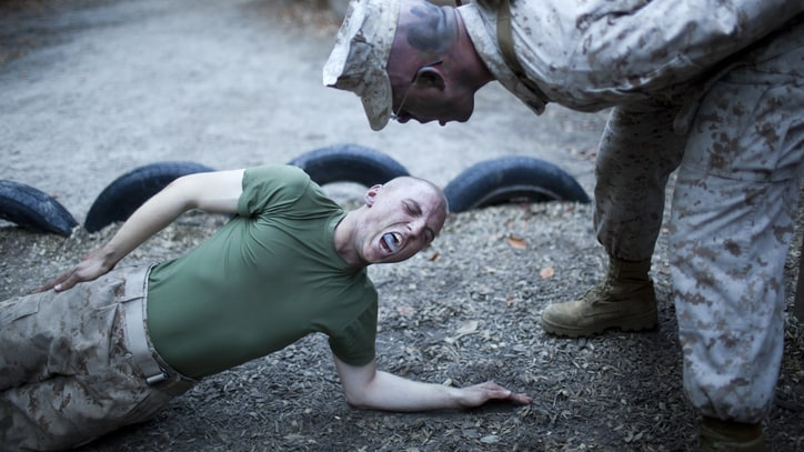 Are You Fit Enough to Be a Marine?