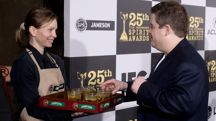 Adventures in Advent: Patton Oswalt's Daily Whiskey and Short Story Pairing
