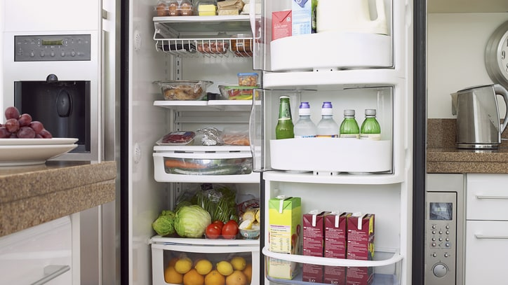 Want to Change Your Diet for the Better? Organize Your Fridge