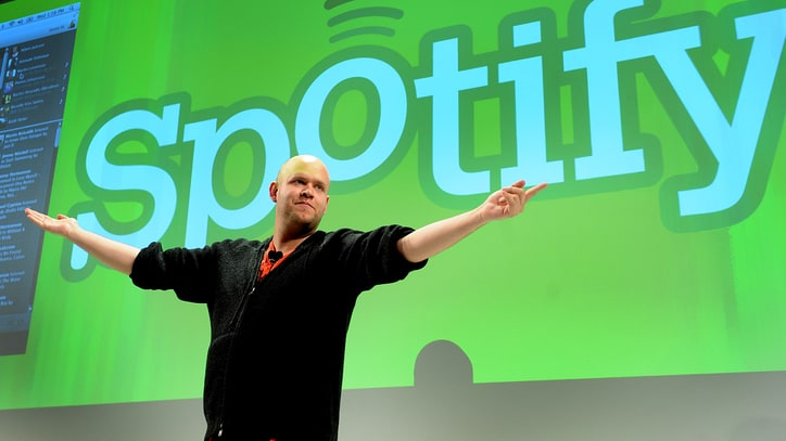 Spotify Reaches Deal Over Royalties With Sony Music