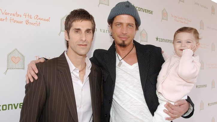 Perry Farrell: Chris Cornell Had 'God-Given Talent'