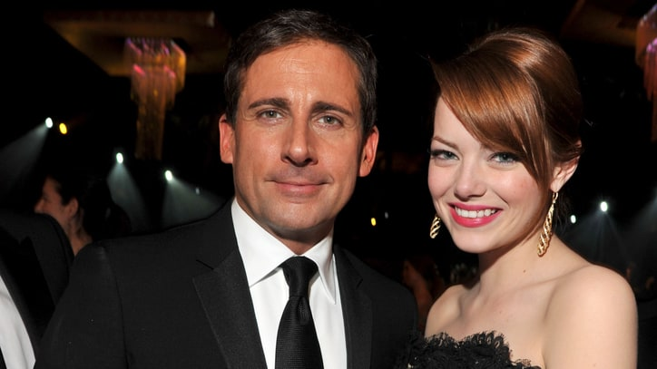 See Emma Stone, Steve Carell Trade Quips, Lobs in 'Battle of the Sexes'