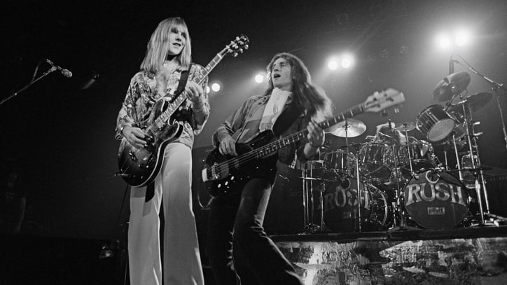 Rush Ready Massive '2112' Reissue With Rare Tracks, Live Recordings