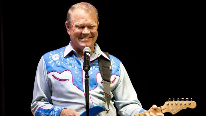 Glen Campbell to Say Farewell With Final Album 'Adios'
