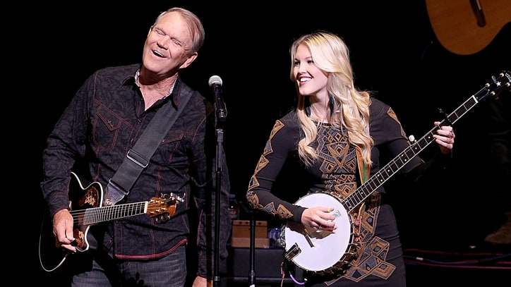 Glen Campbell's Daughter: 'He's Just Happy Every Day'