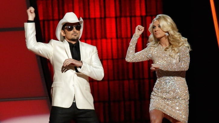 CMA Awards: 50 Great Photos From 50 Years
