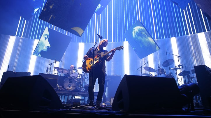 Radiohead Disappear From the Internet, and So Can You