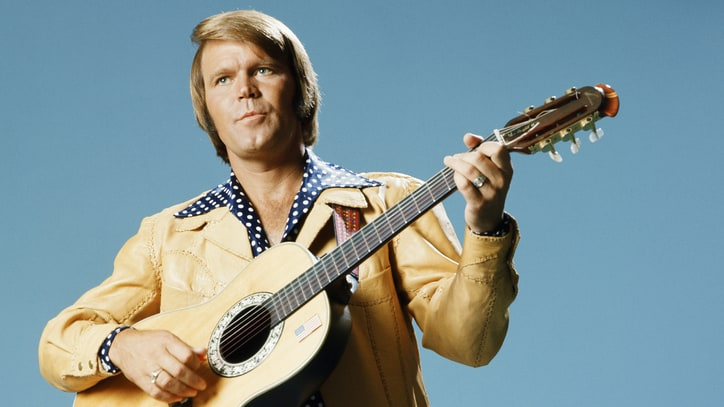 Watch Glen Campbell's Poignant 'Adios' Video