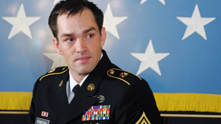 Clinton Romesha: The Next American Hero Warrior