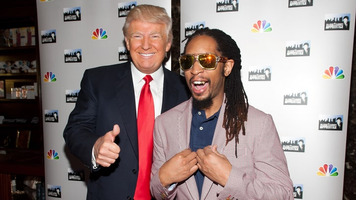 Lil Jon: Donald Trump Called Me 'Uncle Tom' on 'Celebrity Apprentice'