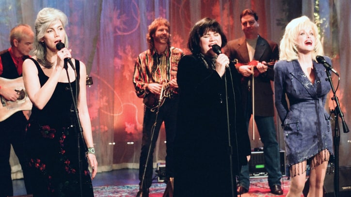 Hear Dolly Parton, Emmylou Harris and Linda Ronstadt's Rare 'Wildflowers'