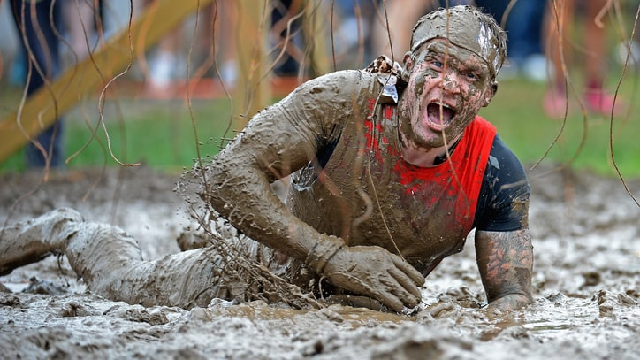 Want to Crush a Tough Mudder Race? This Workout Is All You Need