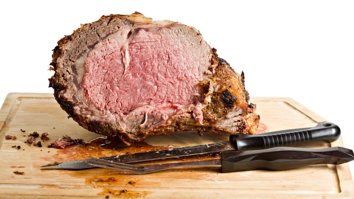 Forget the Wings: This Year, Make a Rib Roast For the Super Bowl
