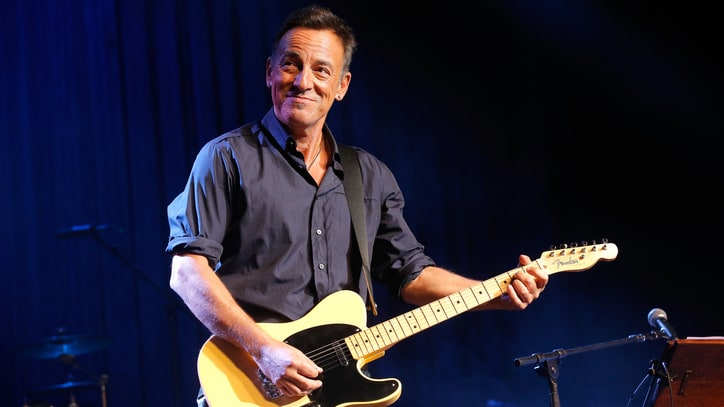 Hear Bruce Springsteen's Unreleased 'Harry Potter' Song
