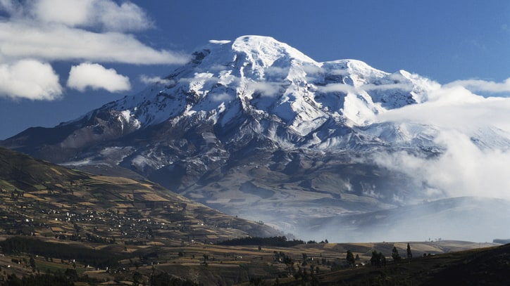 How to Climb Chimborazo, the Mountain That Dethroned Everest