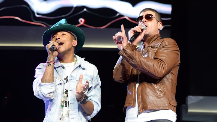 Tool, R. Kelly, Danger Mouse Support 'Blurred Lines' Appeal