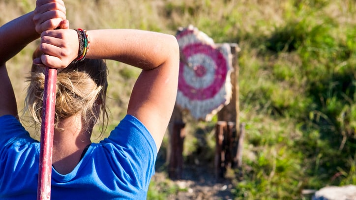 Truly Functional Fitness: The Axe-Throwing Workout