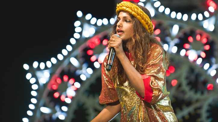 Hear M.I.A., Zayn Malik's Gauzy New Song 'Freedun'