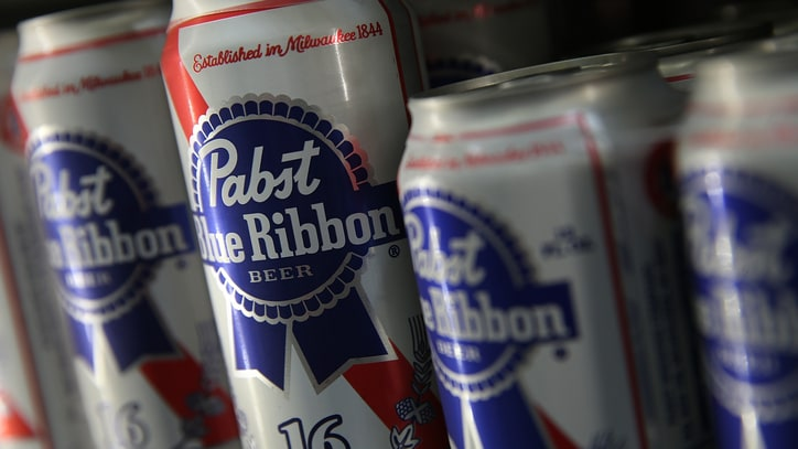 Pabst Blue Ribbon Officially No Longer Fun