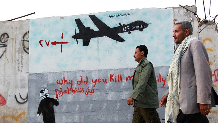 New Drone Strikes Underscore, Again, How Much Power We Give Trump