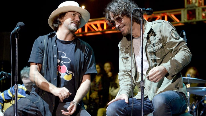 Flashback: Chris Cornell, Eddie Vedder's Final 'Hunger Strike' Duet