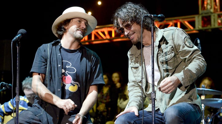 Read Eddie Vedder's Moving Tribute to 'Older Brother' Chris Cornell
