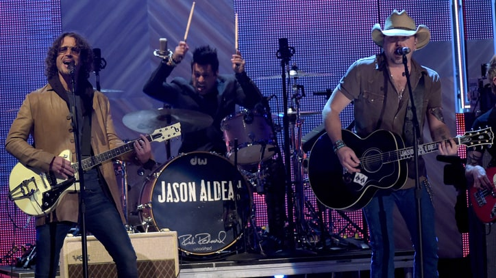 Jason Aldean on Chris Cornell: 'He Was a True Rock Star'
