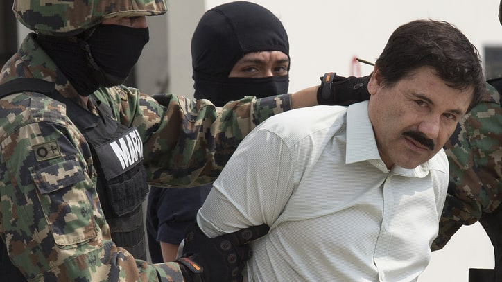 Son of 'El Chapo' Kidnapped in Restaurant Raid