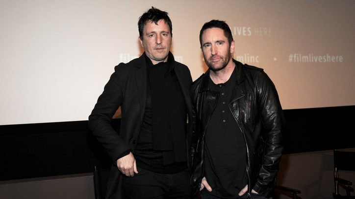 Trent Reznor And Atticus Ross Rolling Stone