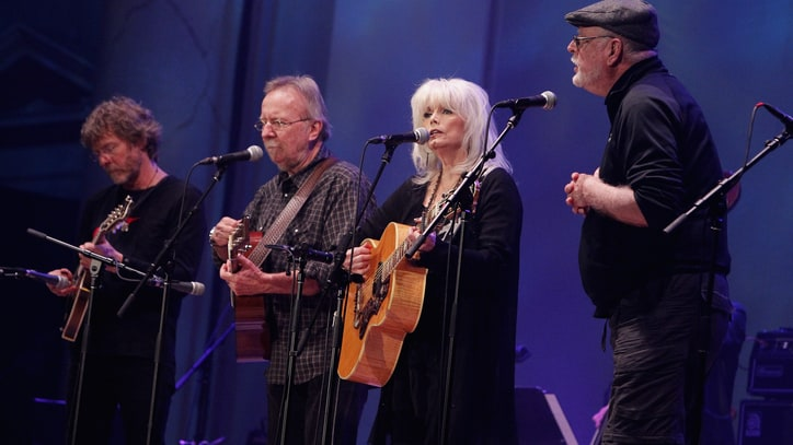 Emmylou Harris Tribute Concert Recorded for Live Album, DVD