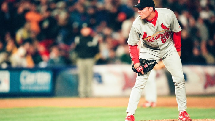 A Pitcher's Torment: Rick Ankiel and the Yips
