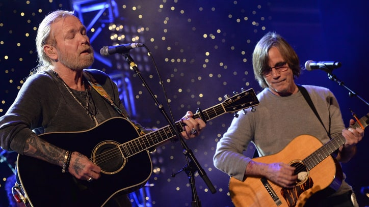 Jackson Browne Honors Gregg Allman: 'He Was So Natural, So Soulful'