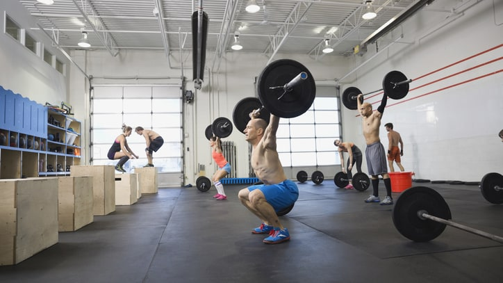 Don't Want to Get Sick? Back Off the CrossFit