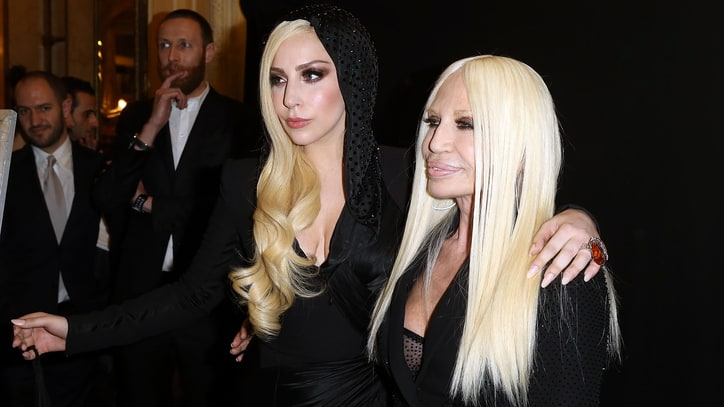 Lady Gaga to Portray Donatella Versace in 'American Crime Story'