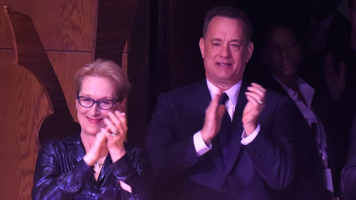 Tom Hanks, Meryl Streep to Star in Steven Spielberg's Pentagon Papers Film