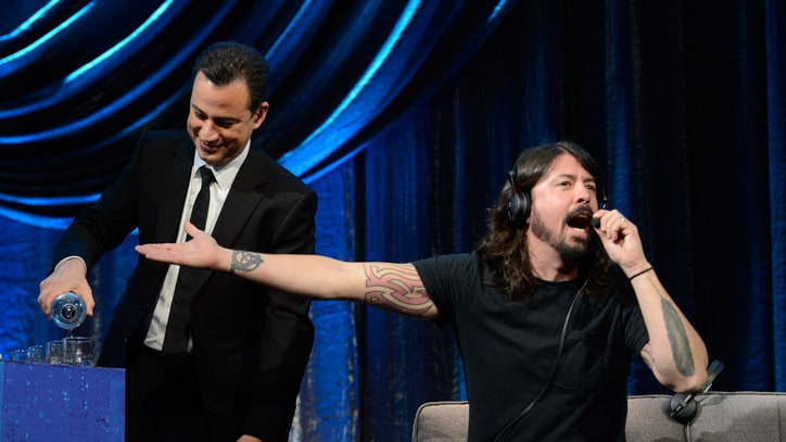 Foo Fighters' Dave Grohl to Guest Host 'Jimmy Kimmel Live'