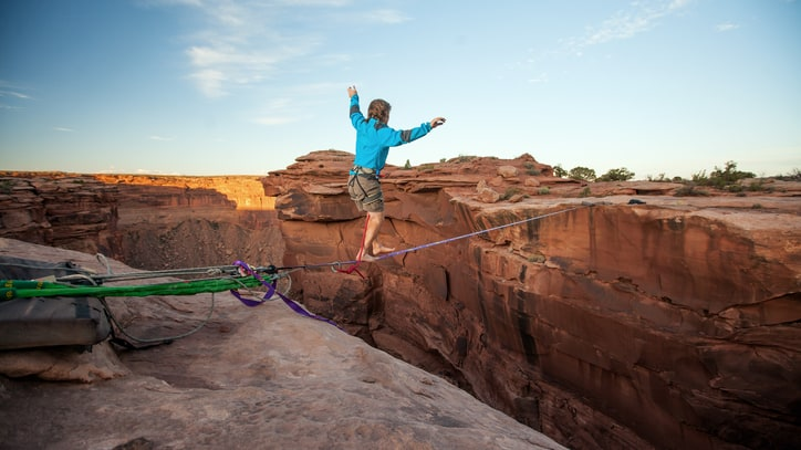 The Beginner's Guide to Slackline