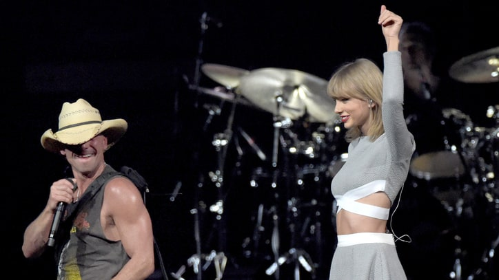 Hear Kenny Chesney, Taylor Swift's Take on 'Big Star' From New Live Album
