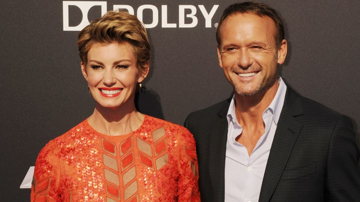 Faith Hill, Tim McGraw to Play Historic Anniversary Show