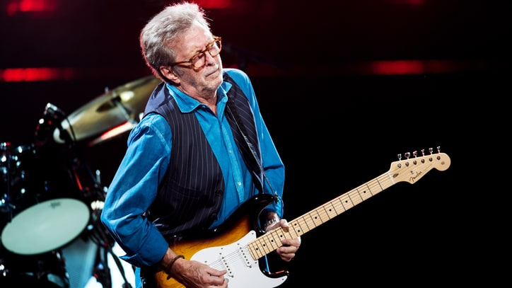 Eric Clapton Plots 2017 American Tour Dates