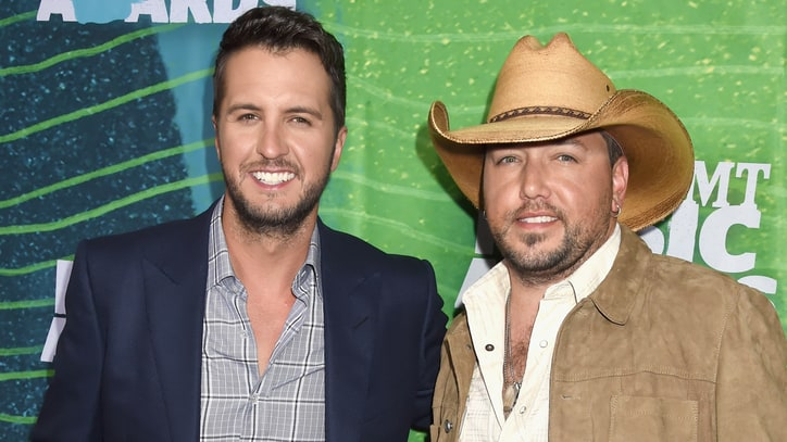 Luke Bryan, Chris Stapleton Set for 2017 CMT Artists of the Year