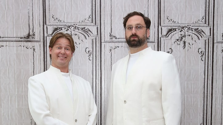 Watch Tim and Eric Work Through 'Clown Town,' Divorce on 'Colbert'
