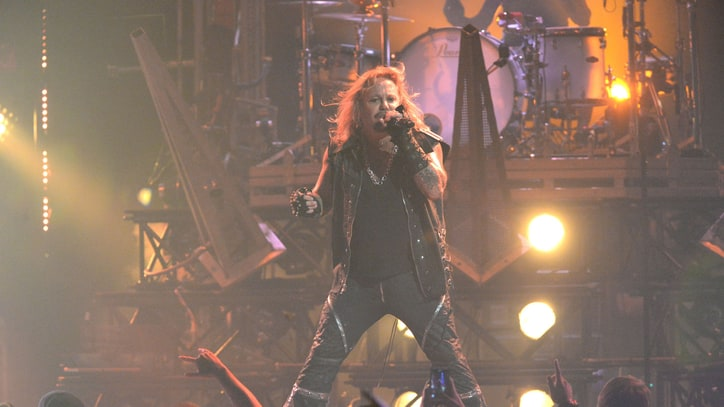 Vince Neil Pleads Guilty to Misdemeanor Assault