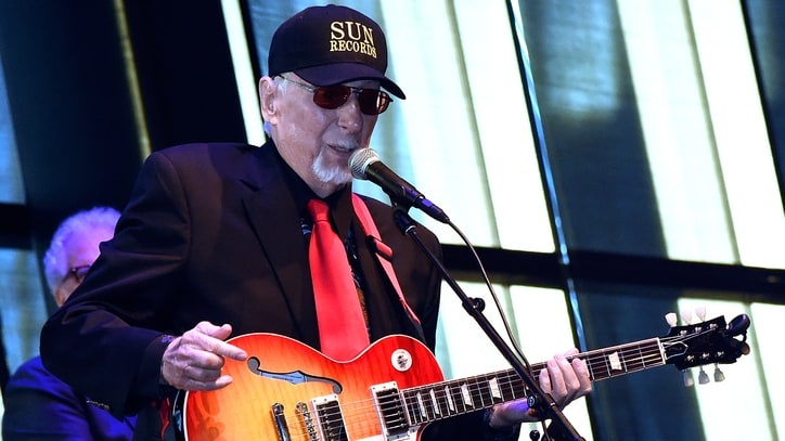 Sonny Burgess, Rockabilly Legend, Dead at 88