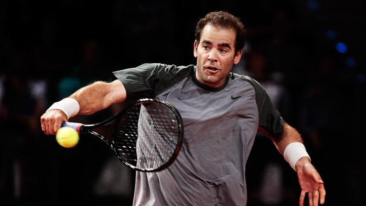 Pete Sampras Isn't Sick of Tennis, Really Loves Pearl Jam