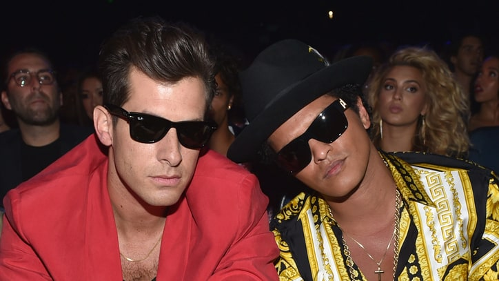 Bruno Mars, Mark Ronson Face Lawsuit Over 'Uptown Funk'