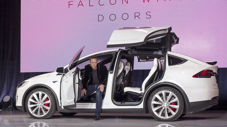 Tesla Model X Recall: What You Need to Know