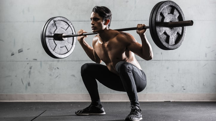 Shed Fat With Breathing Squats
