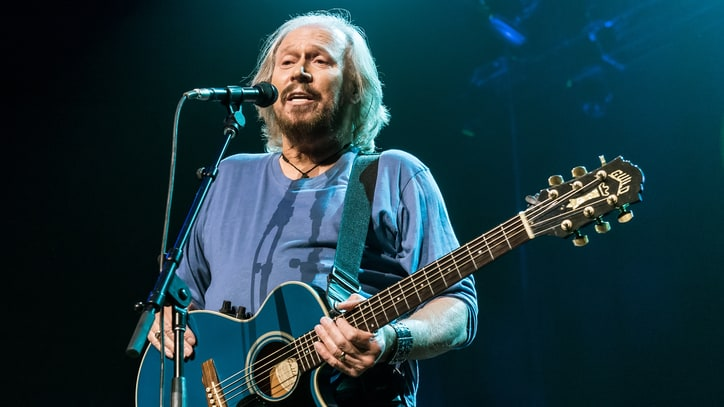 Barry Gibb to Celebrate New LP With 360 Live-Stream Concert