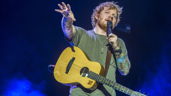 Ed Sheeran Details New Album 'Divide'
